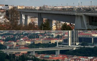 Príbeh Nuselského mostu: Kolos za 44 rokov poslúžil vodičom, 3 miliardám cestujúcich v metre i 300 samovrahom