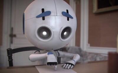Príbeh o opustenom robotovi, ktorý si chcel nájsť kamaráta