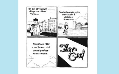 Príbehom smutné komiksy, ktoré ti aj tak vyčaria úsmev na tvári. Ideálne páry tak ľahko nevznikajú