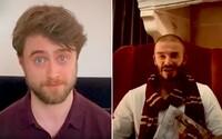 Příběhy Harryho Pottera budeš moci poslouchat na Spotify. Knihy ti bude číst i Daniel Radcliffe