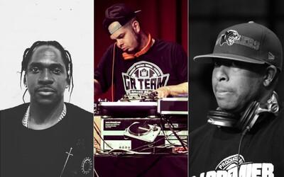 Priblíž si tvorbu headlinerov Hip Hop Žije - DJa Premiera a Pusha T-ho prostredníctvom dvoch mixov, ktorých autorom je DJ Metys