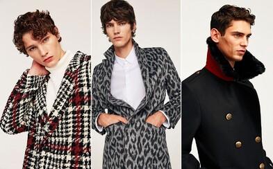 Přichází čas vyzbrojit se na zimu pořádným kabátem. Kde koupíš ty nejhezčí kousky za rozumný peníz?