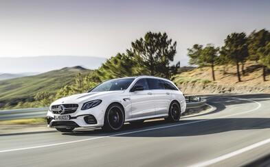 Prichádza najvýkonnejšie a najrýchlejšie kombi na trhu, privítajte Mercedes-AMG E 63 (S) 4Matic+ Estate