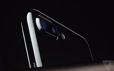 Přichází iPhone 7! Je bez 3,5mm jacku i škaredých pásků, má nové foťáky a zvýšenou odolnost
