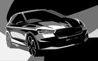 Príchod 4. generácie Fabie je na spadnutie, Škoda v rámci upútavky naznačuje jej atraktívnejší dizajn