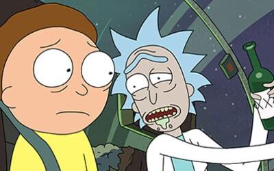 Přichystejte se na další bláznivé výlety Ricka a Mortyho v druhé sérii