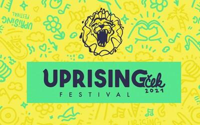 Príď si užiť skvelú atmosféru festivalu Uprisingček. Čaká ťa našlapaný line-up so svetovými menami