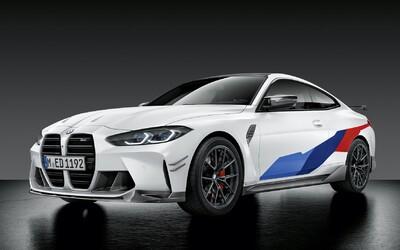 Príde ti maska nových BMW M3 a M4 kontroverzná? Tak to si ešte nevidel M Performance doplnky