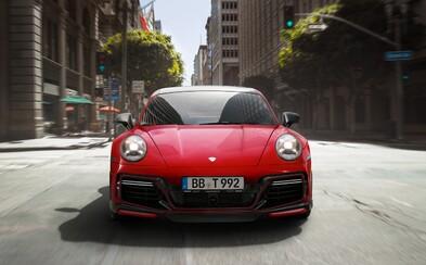 Přijde ti nové 911 Turbo S málo výkonné? TechArt nabízí úpravu s výkonem až 710 koní