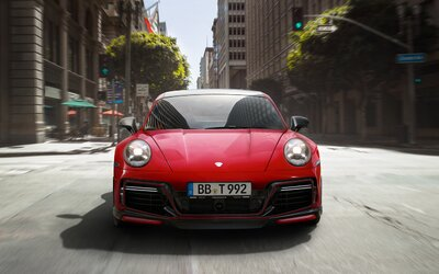 Príde ti nové 911 Turbo S málo výkonné? TechArt ponúka úpravu s výkonom až 710 koní