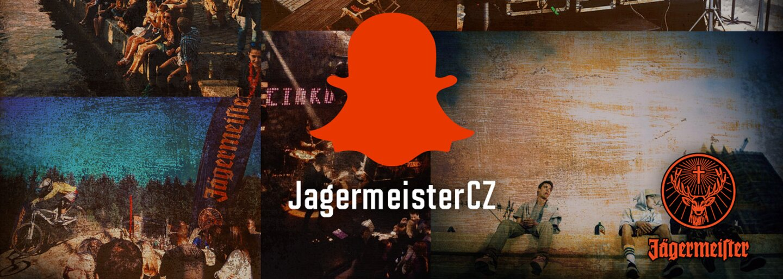 Přidej si Jägermeister na Snapu a podívej se, jak probíhá natáčení klipu Vladimira 518, Smacka, Pil Cho a Mika Trafika!
