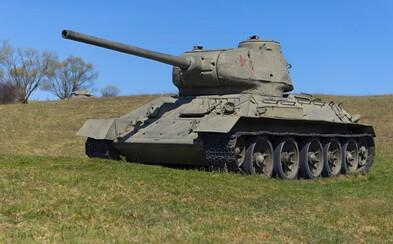 Priehľadné tanky onedlho možno realitou. Vedci objavujú nové spôsoby výroby obrneného vozidla