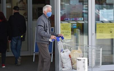 Prieskum: Slováci chcú zatvoriť väčšie predajne potravín v nedeľu aj po skončení koronakrízy. Podporu vyjadrila i Bratislava