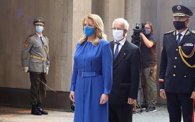 Príhovor prezidentky pri výročí SNP: Odkaz vykúpený krvou a obeťami. Čaputová ocenila hrdinstvo účastníkov Povstania