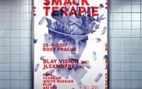Přijď pokřtít Smackovo nové album Terapie! Už 23. září se v Roxy uskuteční událost, na kterou jen tak nezapomeneš