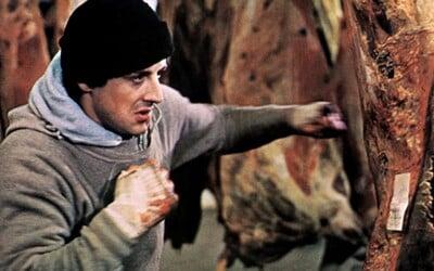 Přijímal rány a pokračoval dál, jak v životě, tak ve filmu -  Sylvester Stallone