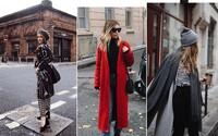 Prinášame ti 10 dokonalých zimných outfitov. Zlaď sa do prírodných farieb a skús to aj so širokými nohavicami