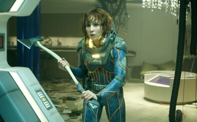 Pripojí sa Noomi Rapace k novému Alienovi alebo jej postava ostane len súčasťou Promethea?