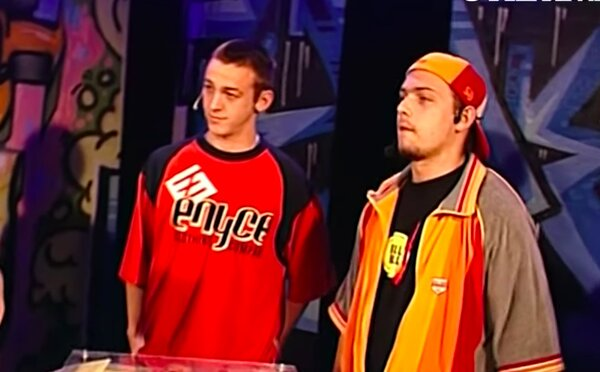 Připomeň si Supercrooo v 16 let starém rozhovoru: Vydáváme album Toxic Funk, je to smršť šílených a peprných obrazů