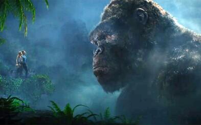 Pripomeňte si kráľa opíc a ďalšie obrovské monštrá prostredníctvom viac ako osemdesiatich obrázkov z Kong: Skull Island