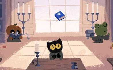 Priprav sa na Halloween v zábavnej akčnej minihre, ktorú pre nás na 24 hodín upiekol Google