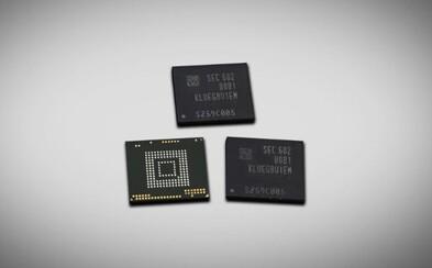 Pripravte sa na smartfóny s 256 GB úložiskom, Samsung posúva latku opäť trošku vyššie