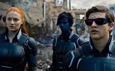 Pripravte sa na smrteľný súboj X-Men s bohom mutantov v prvom traileri pre X-Men: Apocalypse