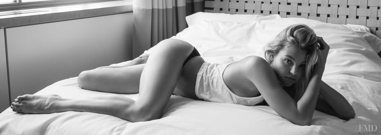 Přirozená krása, nádherné tělo a andělská tvář. Victoria's Secret modelka Rachel Hilbert vám zaručeně zpříjemní den
