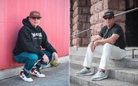 Přísný 71letý dědeček si zamiloval Supreme, Yeezy i Thrasher. Abram je i navzdory svému věku nosí líp než polovina Čechů