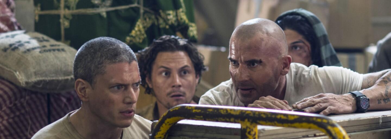 Prison Break sa vráti už o dva mesiace! Podľa najnovšej ukážky bude plný akcie, nostalgie a vojny