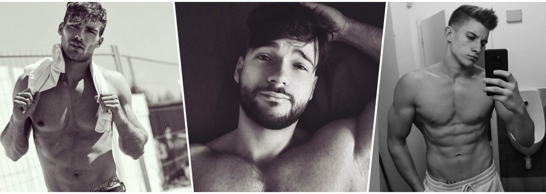 Přitažliví Češi a Slováci na Instagramu: Profily těchto mužů si zamiluješ