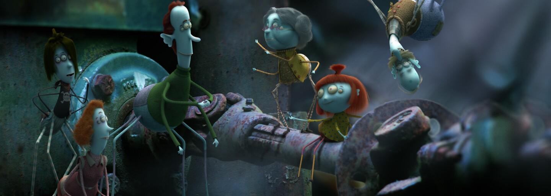 Privítajte rodinku Websterovcov, prvý animovaný seriál na Slovensku, za ktorého vytvorením stojí 3D technológia