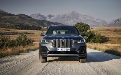 Přivítejte nejluxusnější BMW v historii. Pompézní X7 vyráží dech zejména interiérem