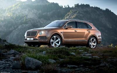 Přivítejte nejluxusnější, nejvýkonnější a nejrychlejší SUV na světě, zcela nové Bentley Bentayga!