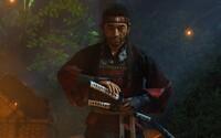 Pro Ghost of Tsushima vyjde v srpnu příběhové rozšíření a speciální PS5 verze. Trailer je nabitý samurajskou akcí