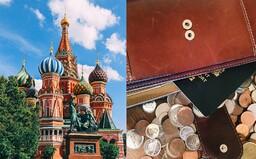 Problém s korupcí v Rusku je obrovský. Až 35 % Rusů s ní během roku přijde do styku
