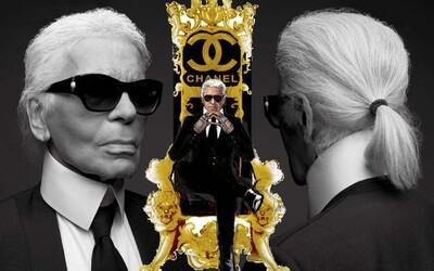 Proč má Karl Lagerfeld jedny z největších zásluh ve světě módy?