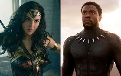 Proč USA šílí po Black Pantherovi a Wonder Woman, filmech, které změnily tvář Hollywoodu?