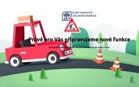 Prodej elektronických dálničních známek byl zahájen. Web ale nefunguje