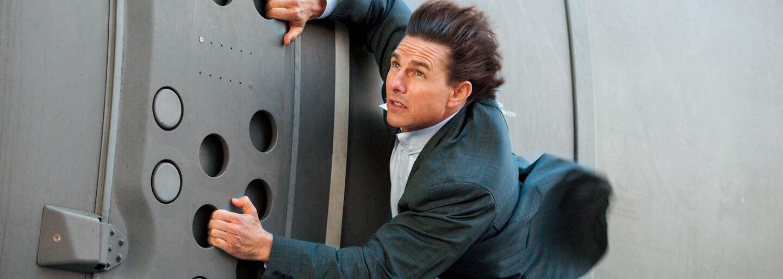 Producenti museli Tomu Cruisovi vysvětlit, že se má během šílených akčních scén méně usmívat