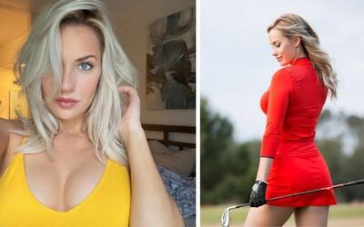 Profesionálna golfistka priznala, že s ňou muži chodili na rande pre hodiny golfu zadarmo