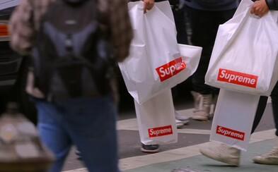Profesionální tipy a triky, jak nakoupit ze stránky Supreme