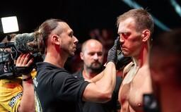 Profesionální MMA cutman: Jaké nejhorší zranění v oktagonu viděl a měly by se podle něj zavést dopingové kontroly? (Rozhovor)
