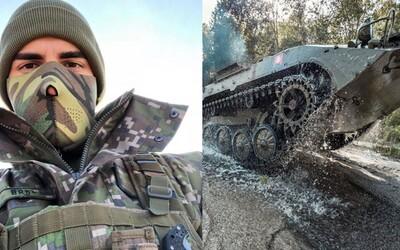 Profesionální voják Denis: Pravicoví extremisté nemají v armádě co dělat (Rozhovor)