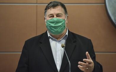 Profesor Krčméry by sa dal zaočkovať aj ruskou vakcínou Sputnik