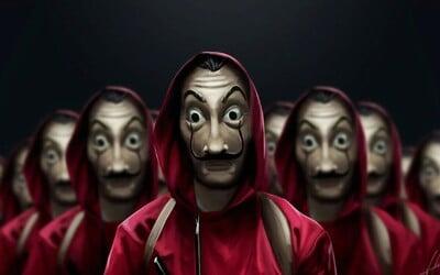 Profesorův plán se hroutí a lidé umírají. Krvavý trailer oznamuje 4. sérii La Casa de Papel