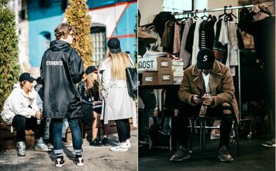 Prohlédni si galerii plnou inspirativních a originálních outfitů. V Praze se konala další akce pro mladé módní nadšence