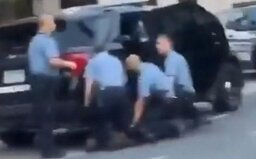 Prokuratúra obvinila ďalších 3 policajtov, ktorí zatýkali Georgea Floyda