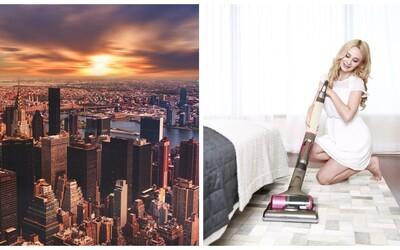 Prominentní pár z New Yorku nabízí práci za 150 tisíc dolarů ročně. Stačí mít jen smysl pro pořádek