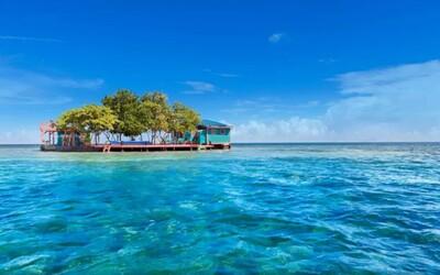 Pronajmi si soukromý ostrov u pobřeží Belize jen za 10 tisíc korun za noc